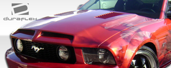 2005-2009-FORD-MUSTANG-HOOD-GT500-STYLE-EXACT-REPLACEMENT-AWESOME-LOOKS-0