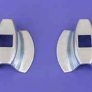 55-Chevy-Bumper-End-to-Body-Bell-Spacers-Pair-NEW-1955-Chevrolet-0-0