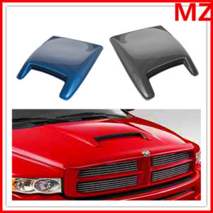 Dodge-Ram-Charger-Mustang-Camaro-Universal-ABS-Paintable-Hood-Scoop-0