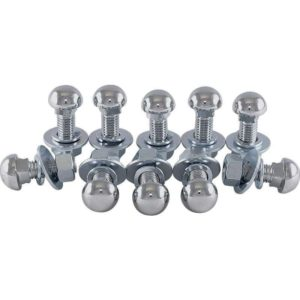Early-Chevy-Bumper-Bolts-Chrome-Front-or-Rear-Set-of-10-1949-1954-80-341966-1-0