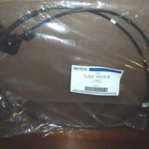 NEW-GENUINE-FORD-HOOD-RELEASE-CABLE-CJ5Z-16916-B-ESCAPE-OEM-0