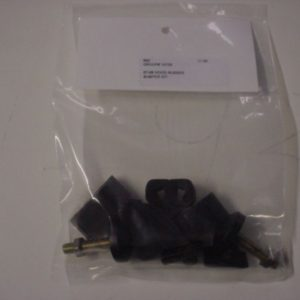 New-67-68-Mustang-Hood-Bumper-Adjusters-Bumpers-10-pc-Kit-959-0
