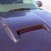 Ram-Charger-Dakota-SRT-10-SRT-8-Smooth-Single-Paintable-Hood-Scoop-0-2
