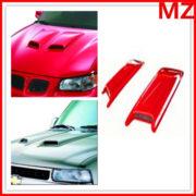 Universal-ABS-Paintable-Hood-Scoop-Fit-SUV-Sedan-Car-2Pcs-0