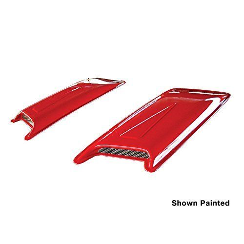 Wade-72-13012-24-Inch-Paintable-Hood-Scoops-with-Racing-Accent-Pack-of-2-0